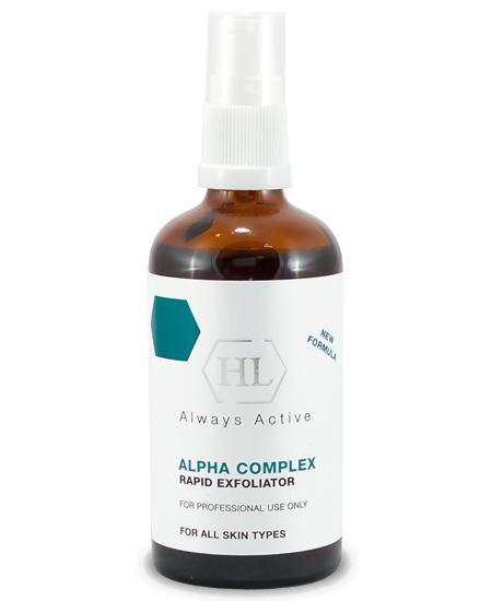 Holy Land ALPHA COMPLEX Rapid Exfoliator пилинг с фруктовыми кислотами