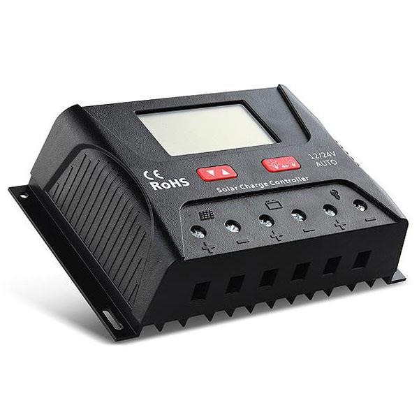 Контроллер SRNE SR-HP2440 40A, 12V/24V
