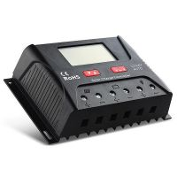 Контроллер SRNE SR-HP2460 60A, 12V/24