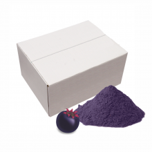 Freeze dried Juneberry powder, 10kg carton box