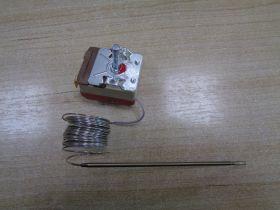 Эл_Терморегулятор духовки  20A/250V/2,2m/23mm/50-350°С (mod. T350-1RF-010)+Р