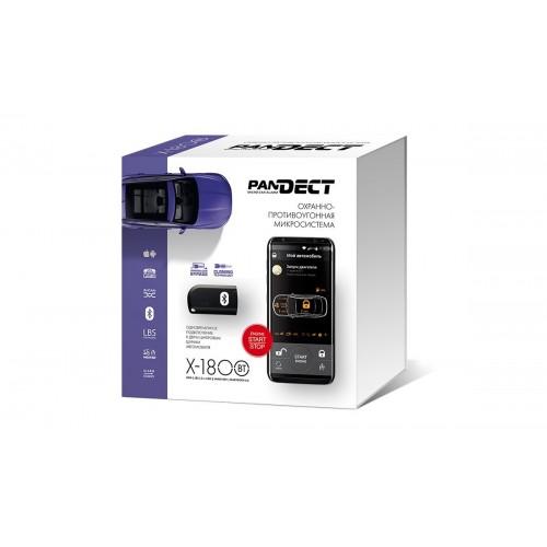 Автомобильная сигнализация Pandect X-1800 BT