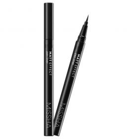 Missha MAT EFFECT pen liner - Кисть-лайнер для глаз Матовый