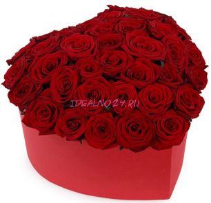 Букет из роз Вечная ценность