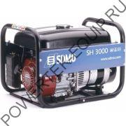 Бензиновый генератор SDMO SH 4000