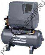 Поршневой компрессор Atlas Copco LFx0,7 3PH 20L 10атм/61л