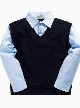 "Рубашка  ""Bonito"" детская 6-10 лет №BR293"