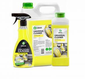 Очиститель салона «Universal cleaner»  GRASS