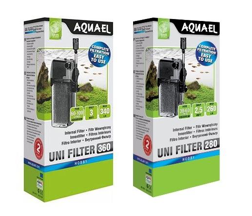 Фильтры AQUAEL UNIFILTER 280 / 360