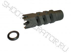 Дульный тормоз-компенсатор (ДТК) ДТК-МС-2