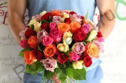 51 роза 40 см