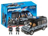 """Игровой набор Playmobil 6043 """"Бронированный фургон"""""""