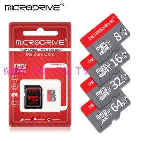 Карта памяти microSDHC Card Class 10  8 Гб ( с адаптером SD )