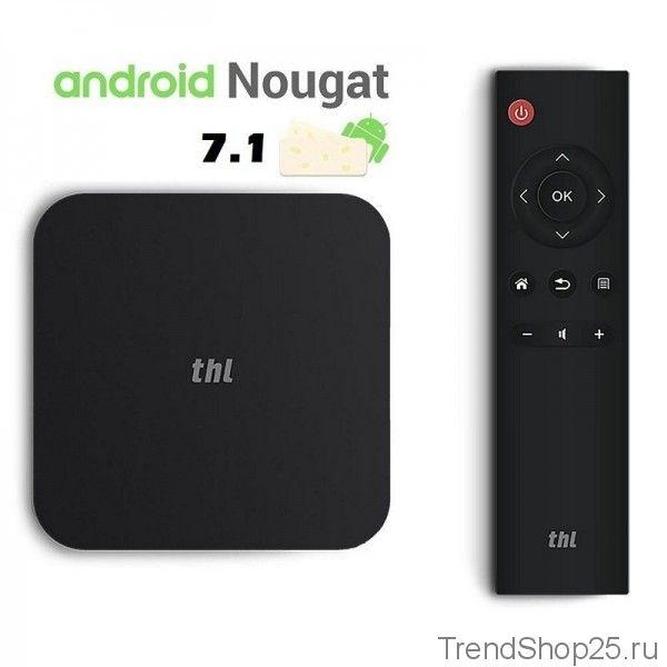 Андроид приставка Smart TV Eplutus THL BOX1 PRO