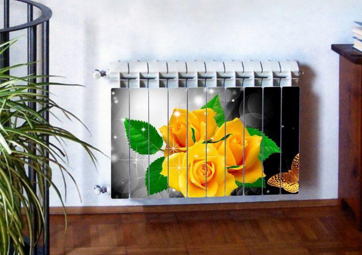 """Фотодекор для радиаторов отопления """"F0017"""""""