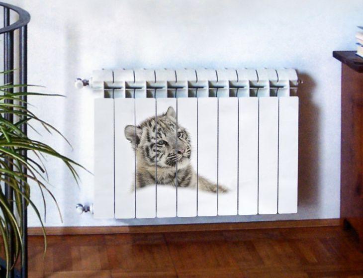 """Фотодекор для радиаторов отопления """"Ж0002"""""""