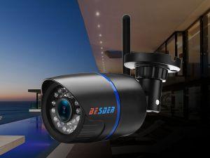 Уличная камера Besder 720 P (HD) widi ip