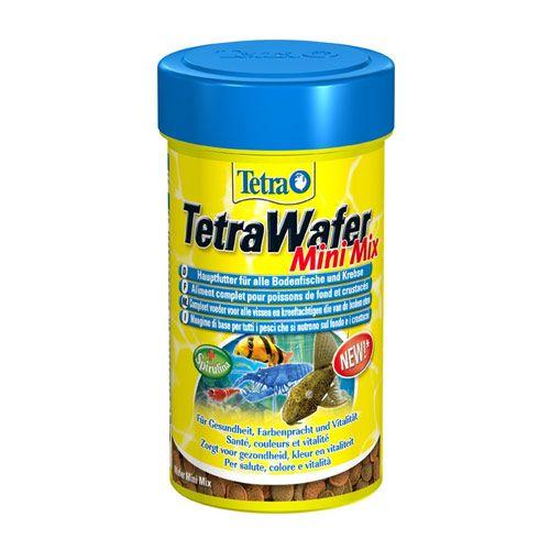 Корм для донных рыб Tetra Wafers Mini Mix 100ml
