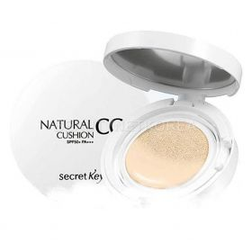 SECRET KEY Natural CC Cushion SPF50+ PA+++ -  СС кушон SPF50+ PA+++