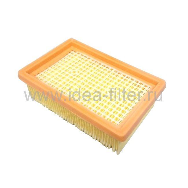 Фильтp для пылecoca КАRСНЕR WD 4, МV5, WD 6 RОСК рrоfеѕѕіоnаl НМF5 НЕРА  - 1 шт