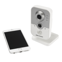 Hikvision DS-2CD2442FWD-IW с PoE и Wi-Fi