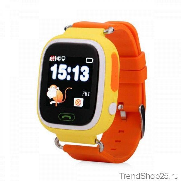 Детские часы Smart Baby Watch Q90 c GPS трекером