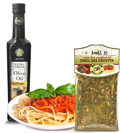 Смесь специй для спагетти Minos - 55 гр