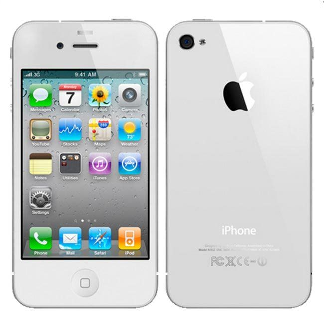 Apple iPhone 4 32GB белый
