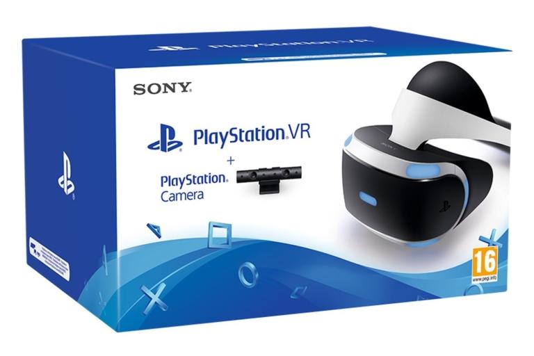 Sony Playstation VR CUH-ZVR1 + Camera V2 (PS4)