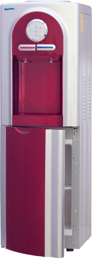 Кулер напольный Aqua Work 5-VB с нагревом и электронным охлаждением