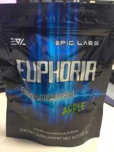 Предтрен Euphoria 10п. Яблоко (Epic Labs)