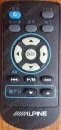 ALPINE RUE-1051, TMX-R1050GB, TMX-R1050S, TMX-R1050VG, TMX-R900