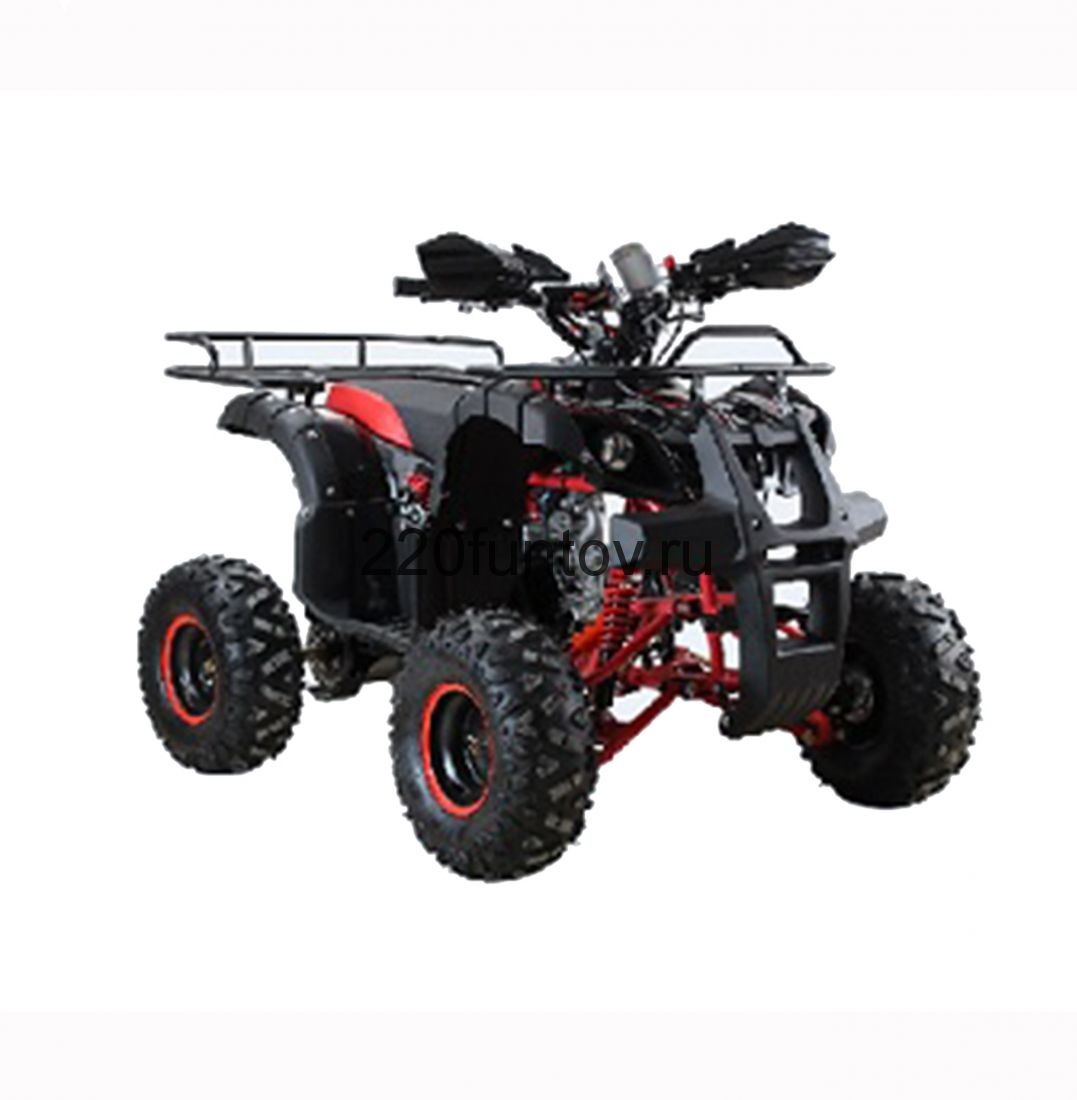 MOTAX ATV Grizlik 8 NEW 125 cc Квадроцикл бензиновый