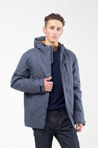 Мужская утепленная куртка