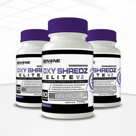 OXY SHREDZ ELITE V2 90кап. (Genone Lbs)