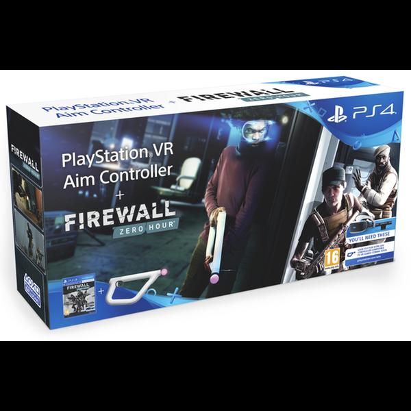 Игра Firewall + Aim Controller (только для PS VR) (PS4, русская версия)