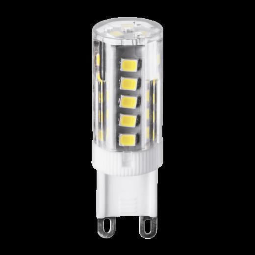 Лампа G9 светодиодная 3 Вт. Navigator пластик