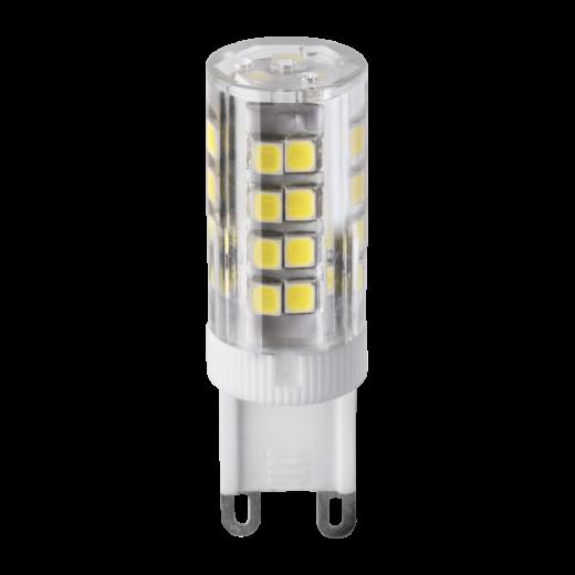Лампа G9 светодиодная 5 Вт. Navigator пластик