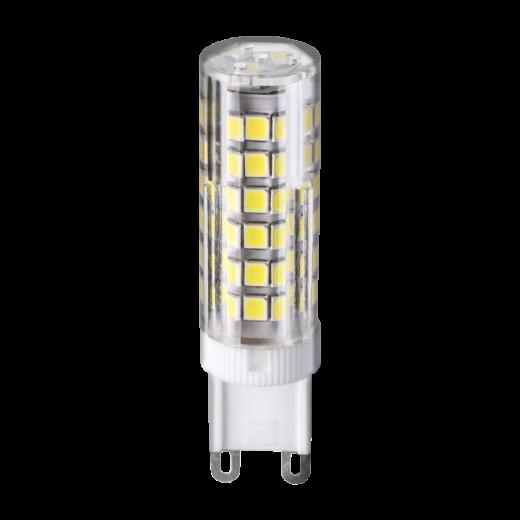 Лампа G9 светодиодная 6 Вт. Navigator пластик