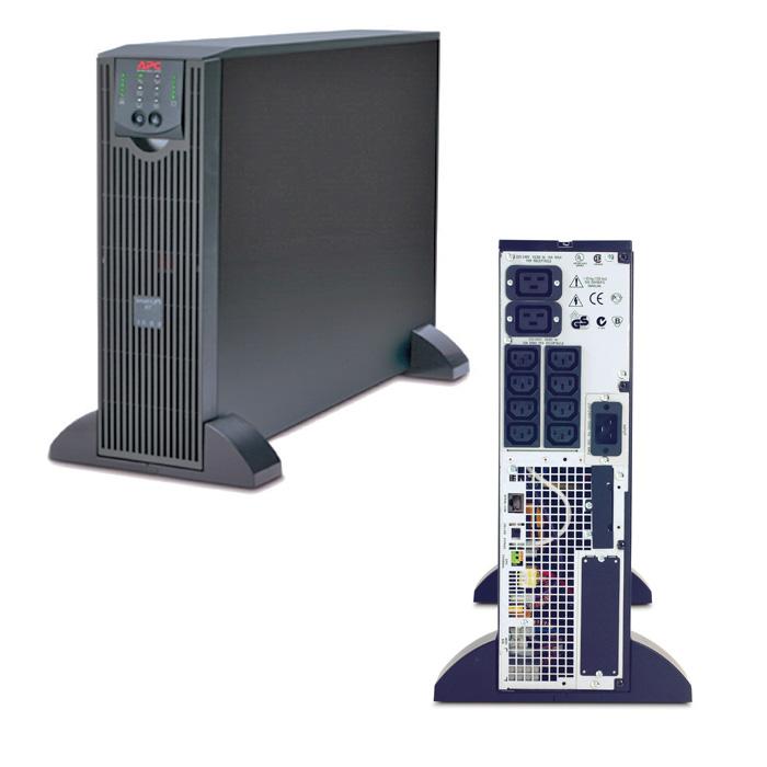 ИБП с двойным преобразованием APC by Schneider Electric Smart-UPS Online SURTD3000XLI