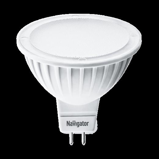 Лампа GU5.3 светодиодная 7 Вт. Navigator диммируемая