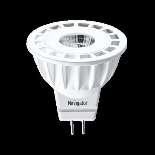 Лампа GU4 светодиодная 3 Вт. Navigator 12B