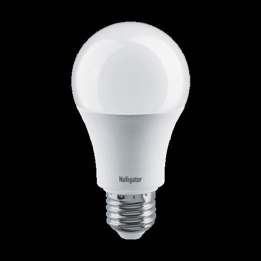 Лампа A60 светодиодная 10 Вт. Navigator Е27