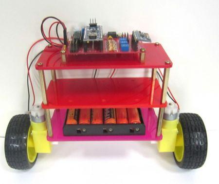 Конструктор Балансирующий робот