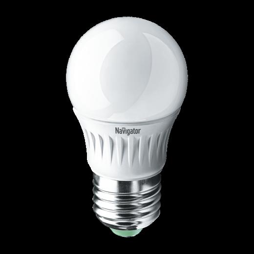 Лампа G45 светодиодная 7 Вт. FR Navigator Е27