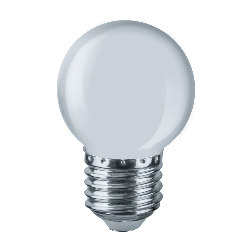 Лампа G45 светодиодная 1 Вт. Navigator Е27