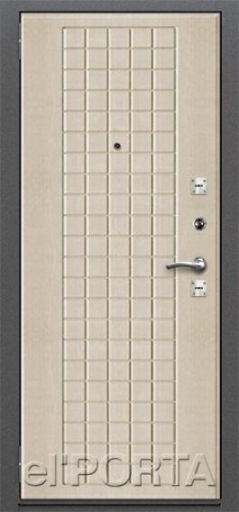 Входная дверь с терморазрывом Термо 207| Oak Light