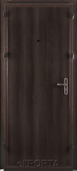 Дверь входная Ультра Лайт| Венге