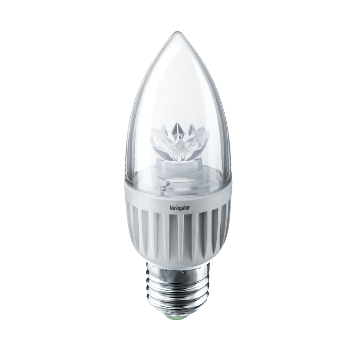 Лампа C37 светодиодная 7 Вт. CL Navigator Е27
