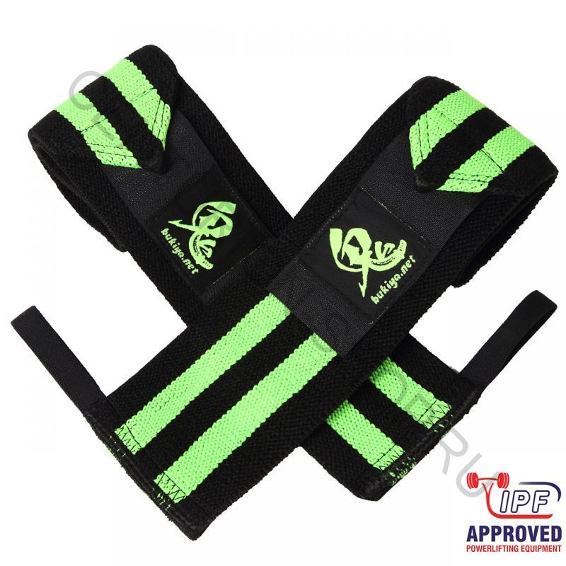 Кистевые бинты Oni Emerald Wrist Wraps IPF approved